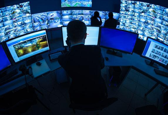 Central Monitoramento